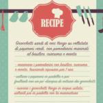 Gnocchetti di ceci dello chef [Rubrica Alta Cucina]